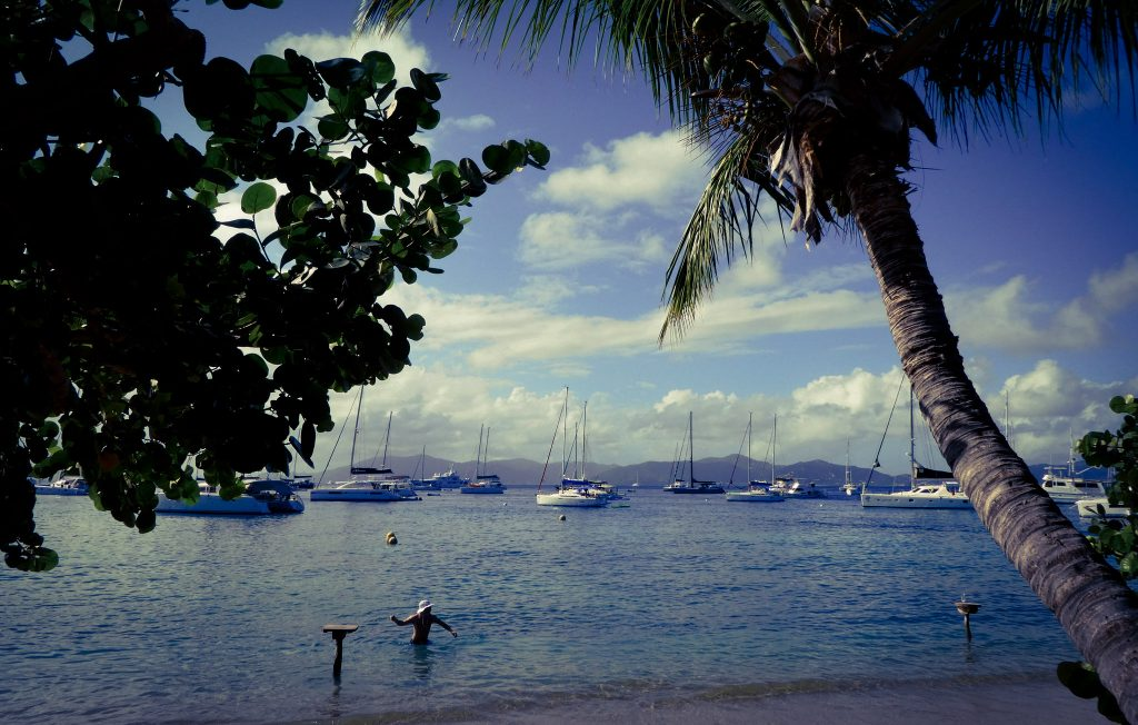 Sailing-holidays-in-the-British-Virgin-Islands
