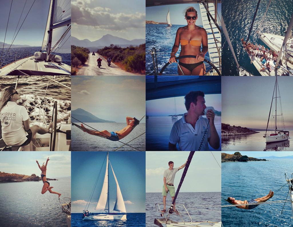 the big sail