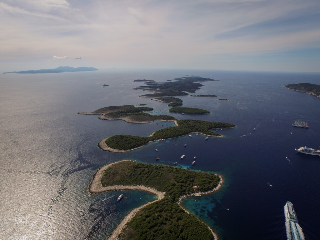 yacht-charter-Paklinski-Islands