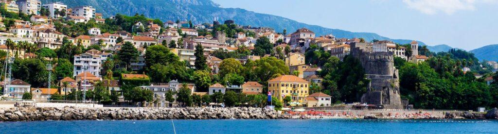 The Big Sail Yacht Charter Montenegro Sailing Itinerary - Herceg Novi