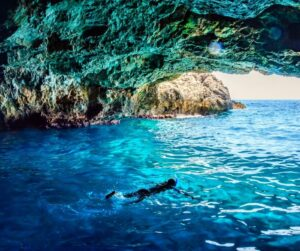 The Blue Cave Montenegro