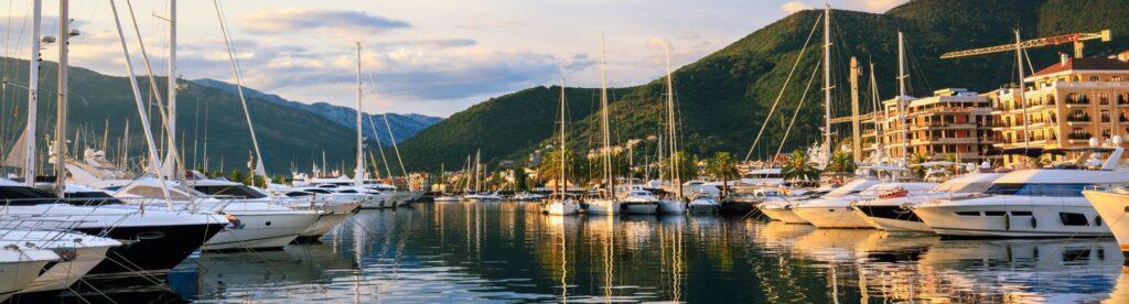 The Big Sail Montenegro Sailing Holiday Porto Montenegro